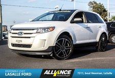2013 Ford EDGE SEL SEL,TOIT PANO,CUIR,BANC CHAUFF,CAMERA