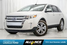 Ford Edge LIMITED | AWD | CAMERA | SIEGES CHAUFFANT | 2013