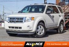 Ford Escape XLT   AWD   2011