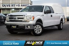 Ford F-150 XLT | 4x4 | BOITE FIBROBEC | BLUETOOTH | 2014