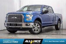 Ford F-150 XLT | SUPERCREW | 4X4 | GPS | CAMERA | 2015