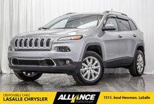 Jeep Cherokee LIMITED | 4X4 | CAMERA |  BLUETOOTH | 2017