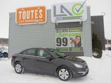 Chevrolet Cruze 1LT 2015 COMME NEUF !!