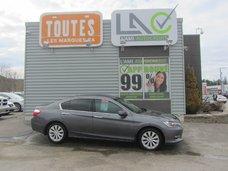 Honda Accord Sedan EX-L 2013 CUIR+TOIT+GR ELECTRIQUE+CAMERA+SIEGES CHAUFFANT
