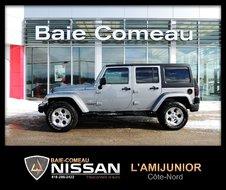 Jeep Wrangler Unlimited SAHARA UNLIMITED 2014