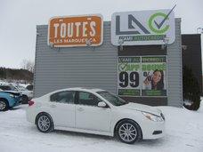 Subaru Legacy 3.6R w/Limited & Nav Pkg 2011 CUIR+TOIT+GPS+CAMERA+GR ELECTRIQUE