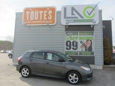 Toyota Matrix  2012 TRES PROPRE