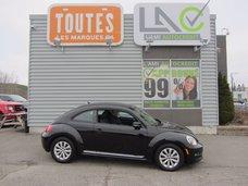 Volkswagen Beetle Coupe Comfortline 2014 COMME NEUVE