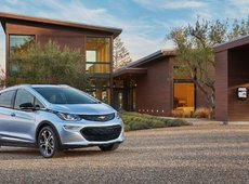 2017 Chevrolet Bolt: amazing range at an affordable price