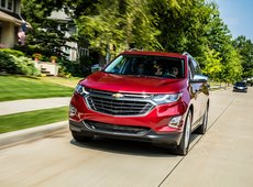 2018 Chevrolet Equinox: New Lease on Life