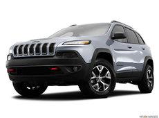 Découvrez le Jeep Cherokee 2016 Trailhawk