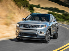 Le Jeep Compass renaît en 2017 !
