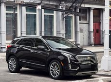 2017 Cadillac XT5: Redefining the Compact Luxury SUV Segment