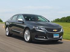 Chevrolet introduces 2015 Bi Fuel Chevrolet Impala Sedan