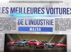 Mazda les meilleures véhicules de l'industrie!