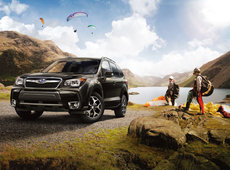 Subaru Forester 2014 – Encore meilleur