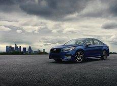 La Subaru Legacy plus sportive que jamais pour 2018