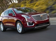 2017 Cadillac XT5: A Step Up From the SRX