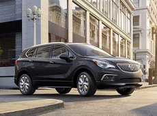 2016 Buick Envision: Visionary Crossover