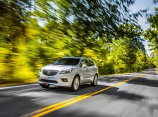 2017 Buick Envision: the all-new compact luxury SUV