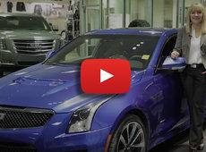 Cadillac ATS-V Walkaround