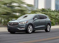 2018 Buick Enclave : more of everything