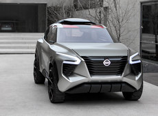 Nissan XMotion stands out in Detroit