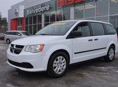 Dodge Grand Caravan Canada Value Package A/C GR ELECTRIQUE 2016
