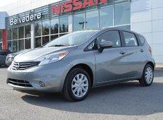 Nissan Versa Note S MANUELLE AIR CLIMATISÉ BLUETOOTH 2015