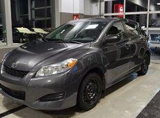 Toyota Matrix CRUISE CONTROL  AUTOMATIQUE  PNEUS D'HIVER INCLUS! 2014