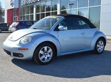 Volkswagen New Beetle Convertible DÉCAPOTABLE CUIR AUTOMATIQUE 2007