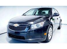 Chevrolet Cruze LT, AIR CLIMATISÉ, BLUETOOTH 2014