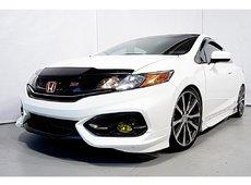 Honda Civic Coupe TOIT OUVRANT KIT HFP Si NAVIGATION 2015