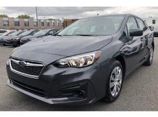 Subaru Impreza Convenience, Hatchback, AWD 2019