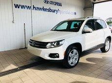 2013 Volkswagen Tiguan 2.0T 4MOTION