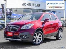 2016 Buick Encore LEATHER PKG NAVI, BLUETOOTH, AWD