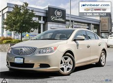 2010 Buick LaCrosse CX WHAT A NICE CAR