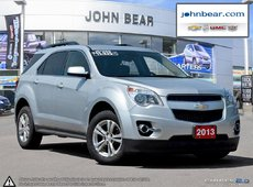 2013 Chevrolet Equinox LT JUST TRADED, NO ACCIDENTS, RATES AS LOW AS 0.9%