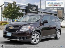 2014 Chevrolet Orlando 2LT