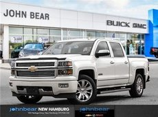 2015 Chevrolet Silverado 1500 High Country - JUST TRADED - NEW TIRES