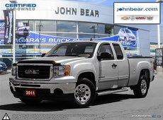 2011 GMC Sierra 1500 BLUETOOTH, HANDLING/TRAILERING SUSPENSION