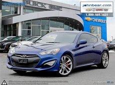 2016 Hyundai Genesis Coupe 3.8 GT