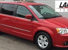 2012 Dodge Grand Caravan CREW 7 PASSENGER STOW AND GO SEATS