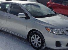 2013 Toyota Corolla CE LOW LOW KILOMETERS