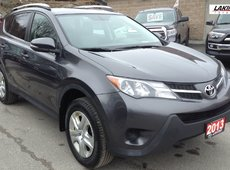 2013 Toyota RAV4 LE FWD NEW TIRES AND BRAKES REMOTE START BLUETOOTH