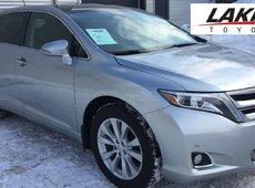 2015 Toyota Venza AWD LIMITED NAVIGATION LEATHER HEATED SEATS