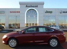 2016 Chrysler 200 LX $127* Bi-weekly