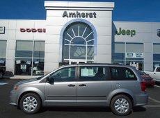 2016 Dodge Grand Caravan SE Rear Stow n Go ONLY $130* Bi-weekly