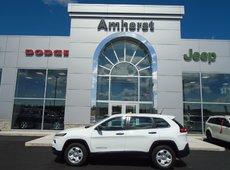 2016 Jeep Cherokee SPORT 4X4 (ORIGINAL MSRP $31,980)