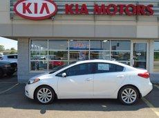 2015 Kia Forte SX $120*bi-wkly Heated Seats/Bluetooth NEW VEHICLE